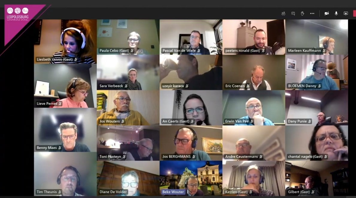 Video verslag gemeenteraad 18 november 2020